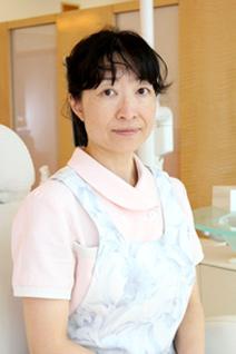 石濵容子(歯科衛生士)